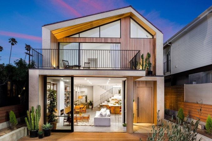 Amoroso Residence, California, by Electric Bowery