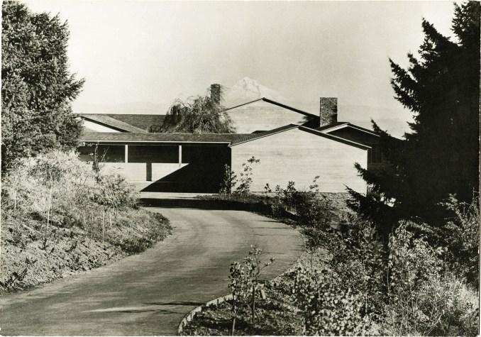 John Yeon exhibition at Portland Art Museum