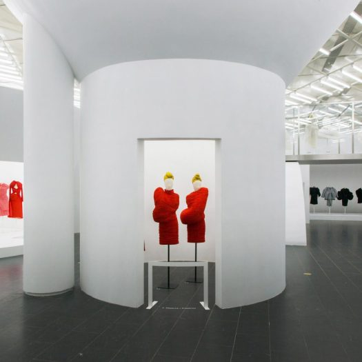 Rei Kuwakabo/Comme des Garcons exhibition at The Met