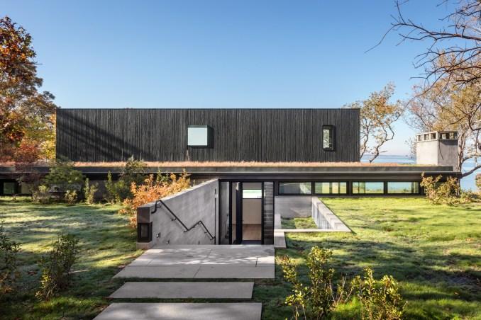Shore House by Leroy Street Studio