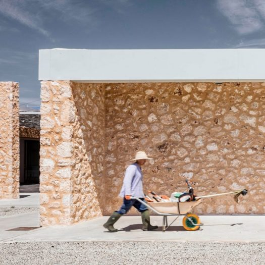 Son Juliana winery, Spain, by Munarq architects