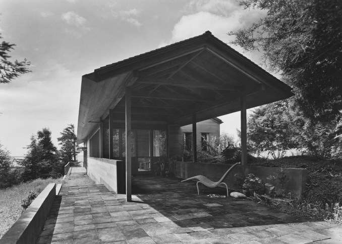 Lynn and Vera Perrot Vietor House, Indianola, California, 1941