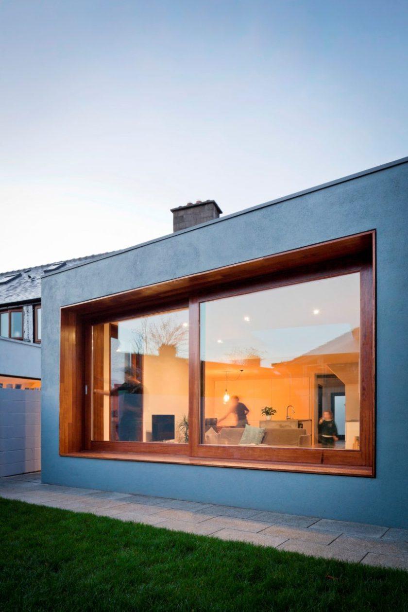 Local studio Architectural Farm renovates 1920s property in Dublin