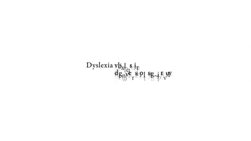 Josh Penn brings awareness to dyslexia with kinetic typography