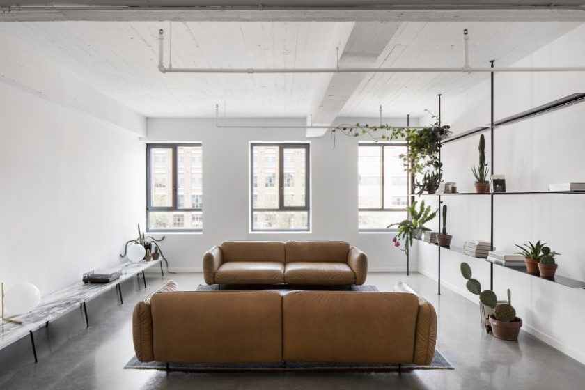 Saint-Laurent Apartment Atelier Barda
