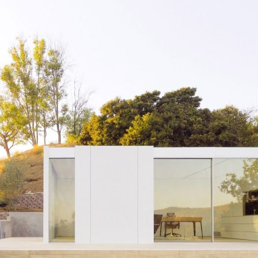 Cover prefab unit in LA