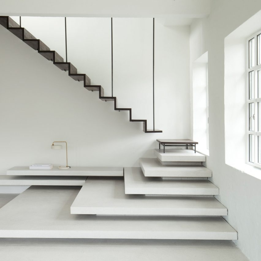 Staircase Design You Need In Your Home Dezeen S Top 10 Staircases | Staircase Side Window Designs | Window Furniture | Two Story | Angled Staircase | Bedroom | Corner