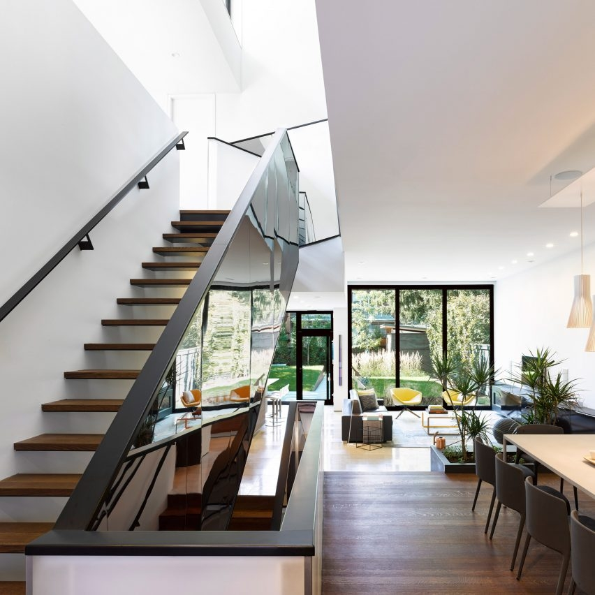 Staircase Design You Need In Your Home Dezeen S Top 10 Staircases | Stair Design For Seniors | World's | Contemporary | Steel | Unique | Indoor
