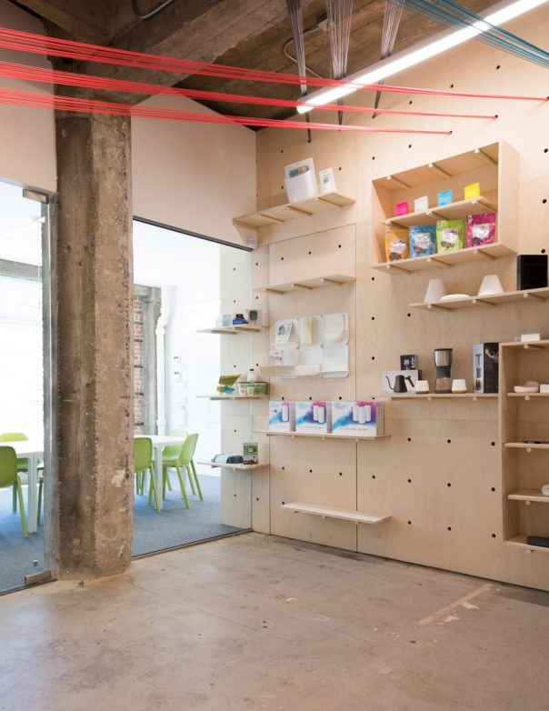 Enlisted Design office by Medium Plenty