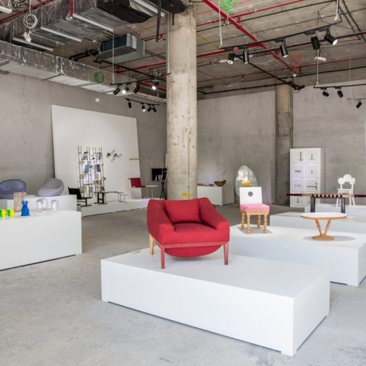 "Nomadic Middle Eastern design exhibition acts as an ""incubator"" for regional design talent"