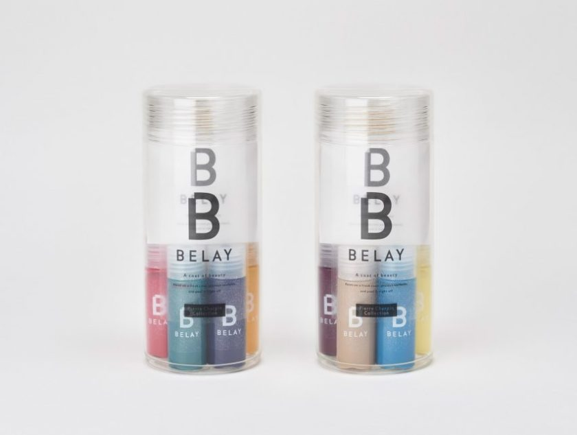 Peelable paint brand launches in Japan