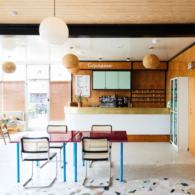 The Drifter Hotel by Nicole Cota Studio