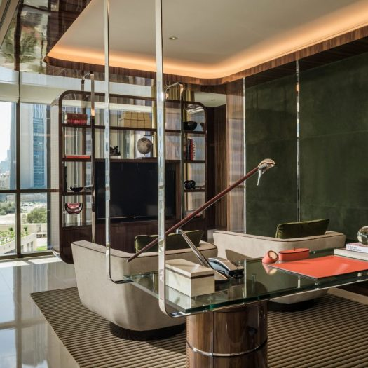 Four Seasons DIFC hotel by Adam Tihany
