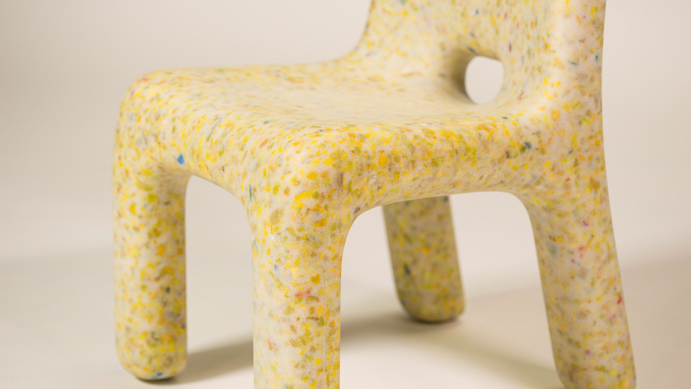 Plastic furniture made from old toys introduces kids to the circular     Plastic furniture made from old toys introduces kids to the circular economy