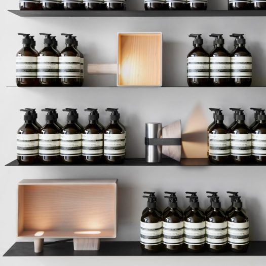 Place & Think by MSDS Studio at Aesop Toronto