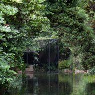 depA's pavilion for Serralves park