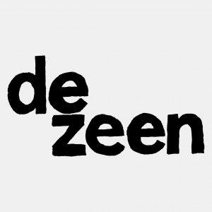 Dezeen adopts hand-drawn logo to celebrate Jean Jullien collaboration