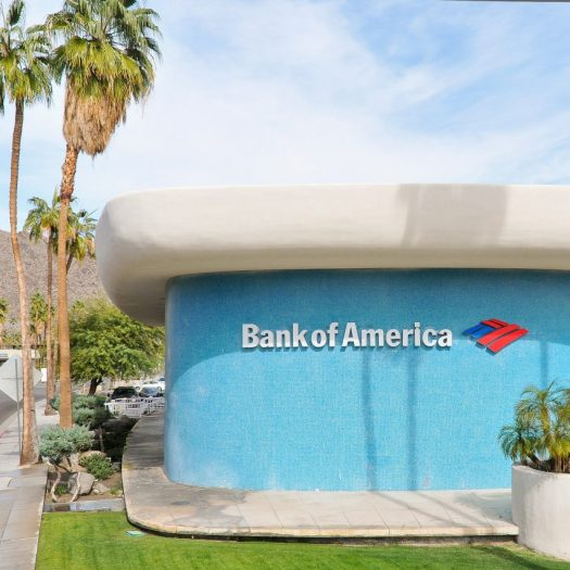 Bank of America by Rudy Baumfled