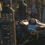 Black Panther film sets are influenced by Zaha Hadid, says designer