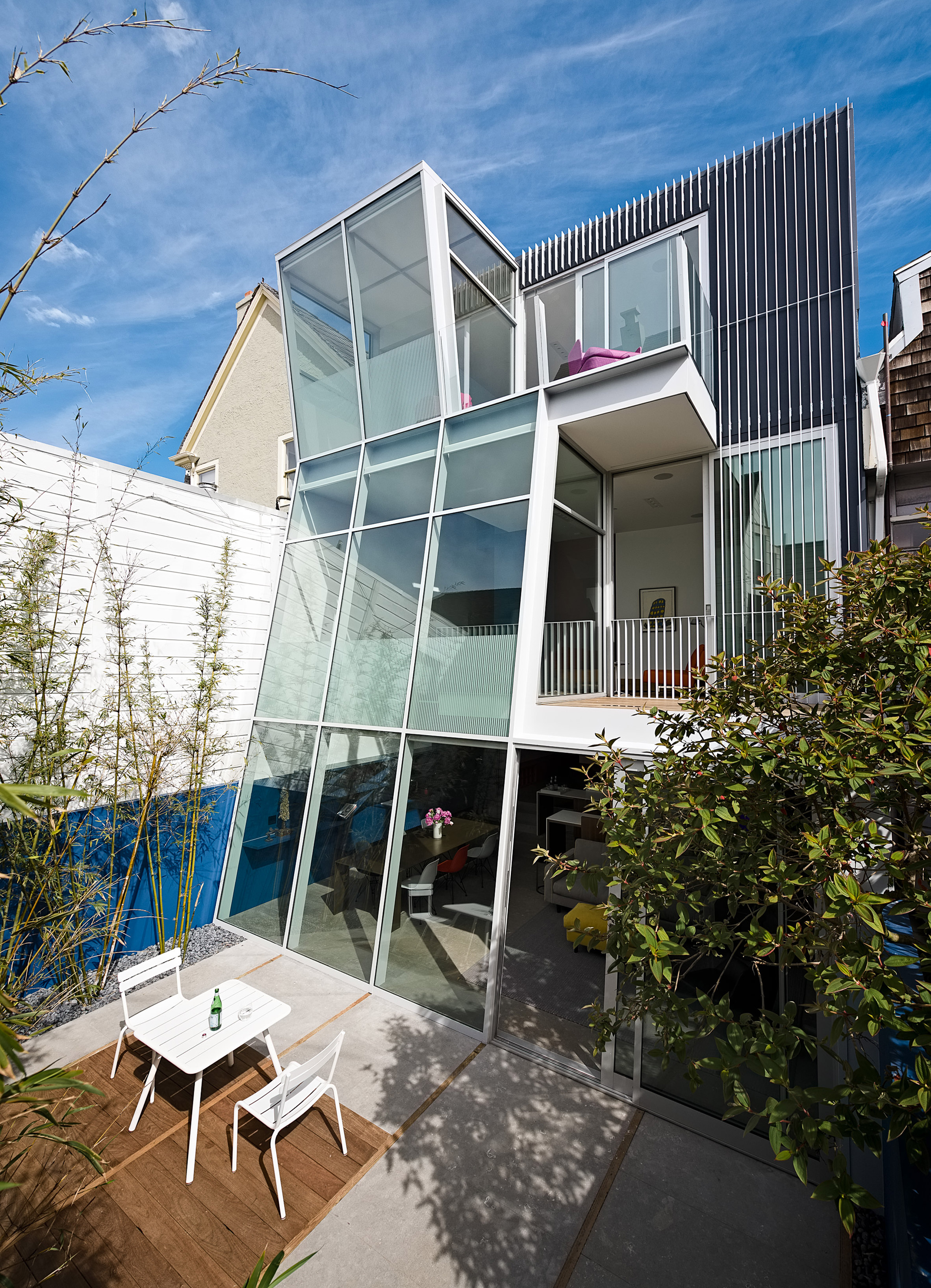 Fougeron Architecture overhauls Victorian townhouse in San Francisco ...