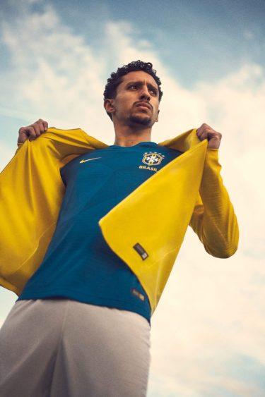 Brasile e Nike per il Mondiale 2018 | numerosette.eu