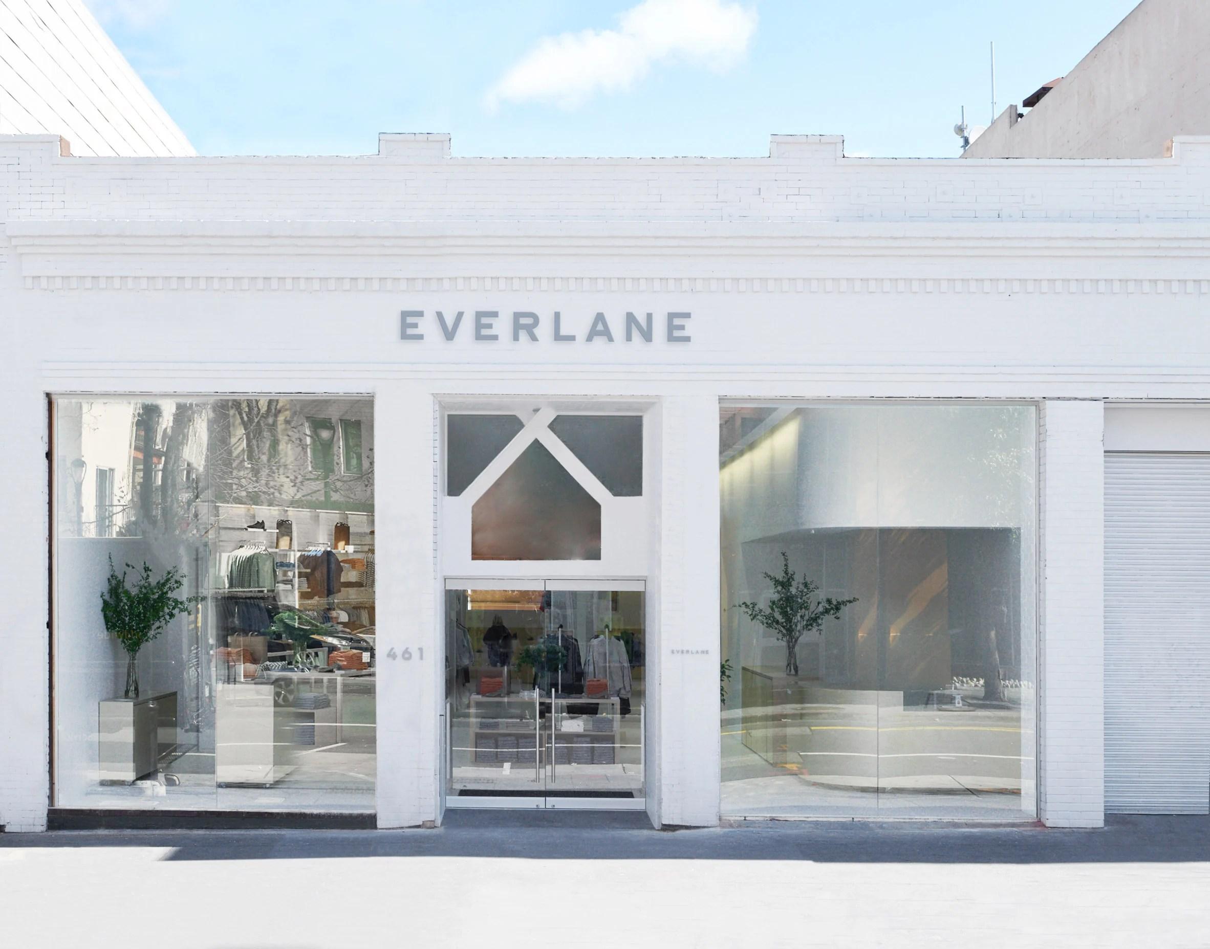 Everlane San Francisco