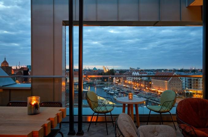 Puro Hotel interiors by DeSallesFlint
