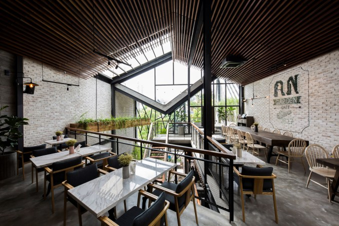 An'garden Café by Le House