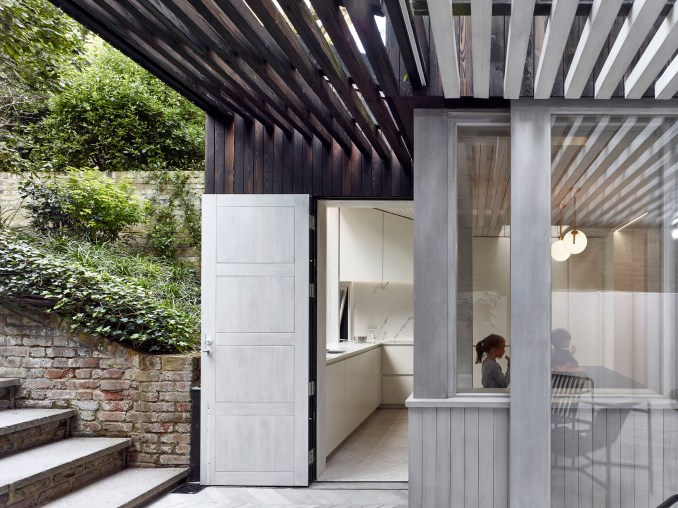 Burnt House by Hayhurst and Co