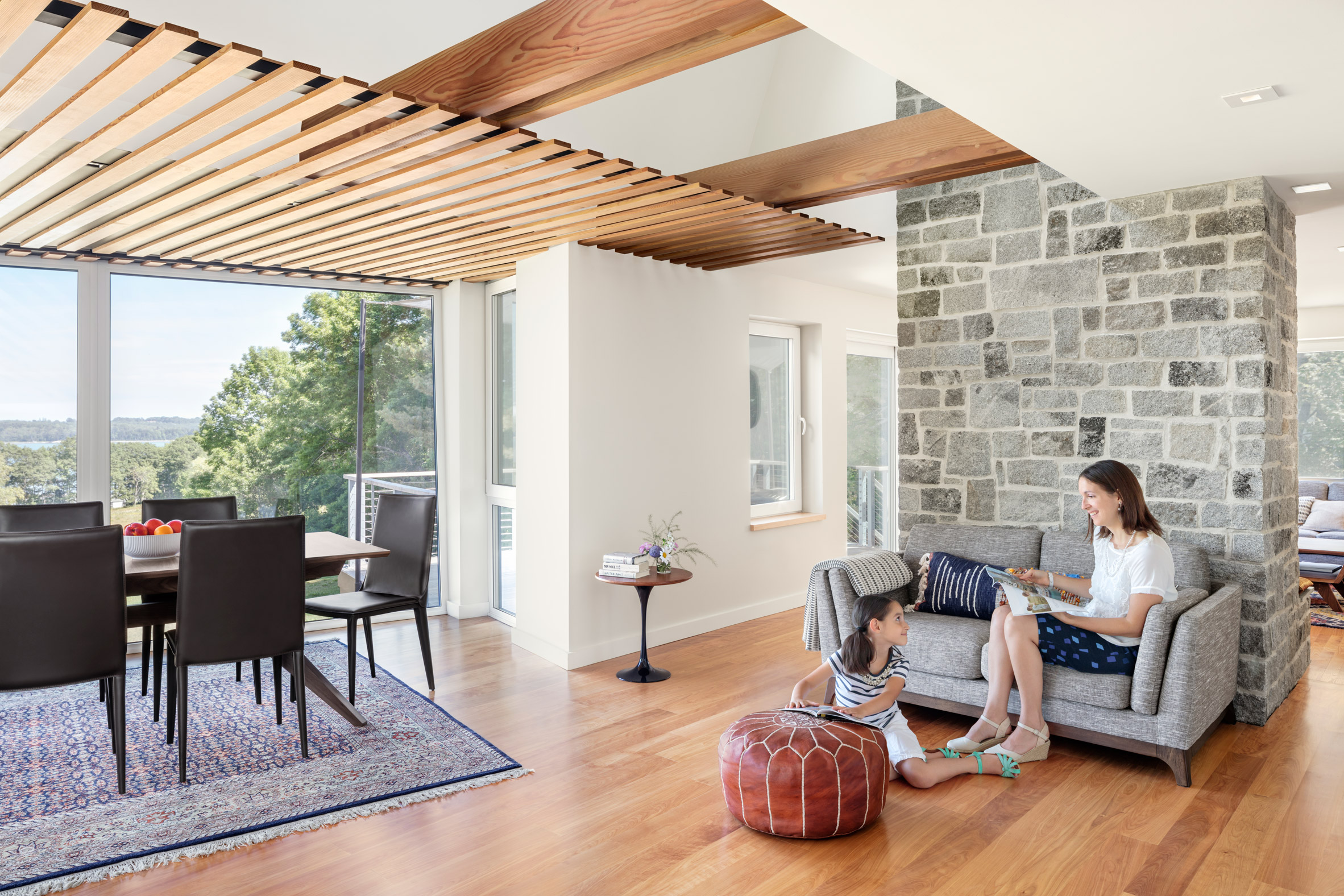 Cardamom and Almond by Kaplan Thompson Architects