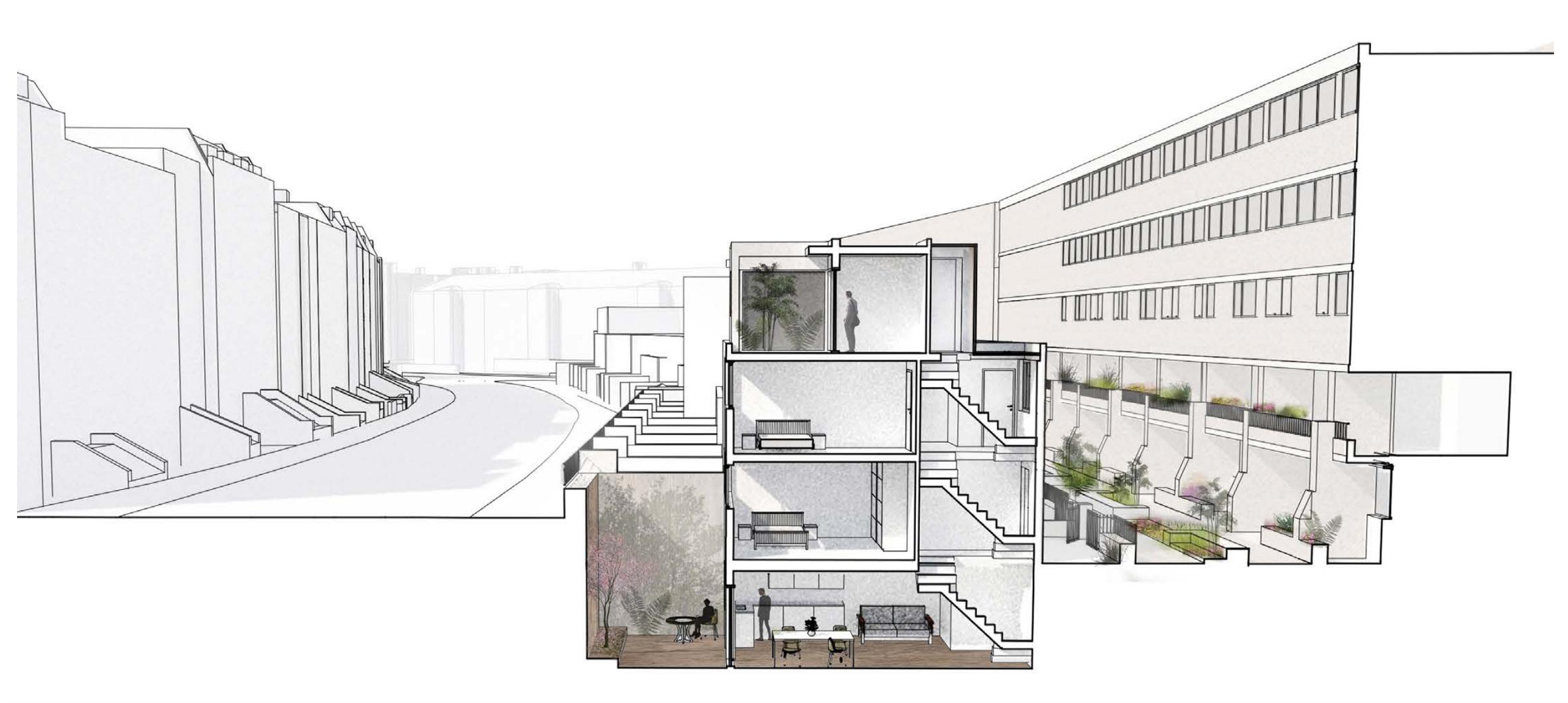 Ideas for Lancaster West Estate regeneration