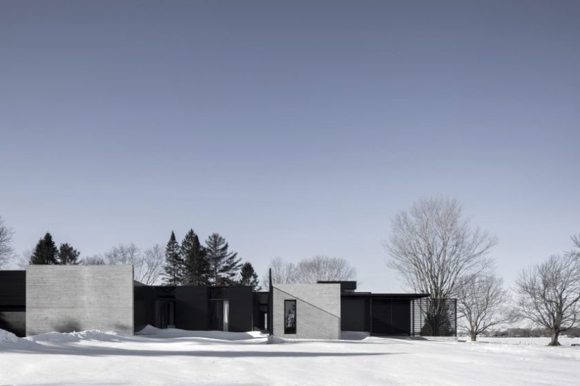 True North by Alain Carle Architecte