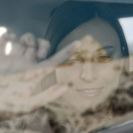Ford's Feel the View smart window lets blind passengers admire the landscape