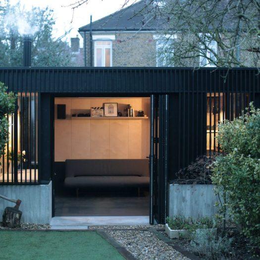 Garden Pavilion by Eckford Chong