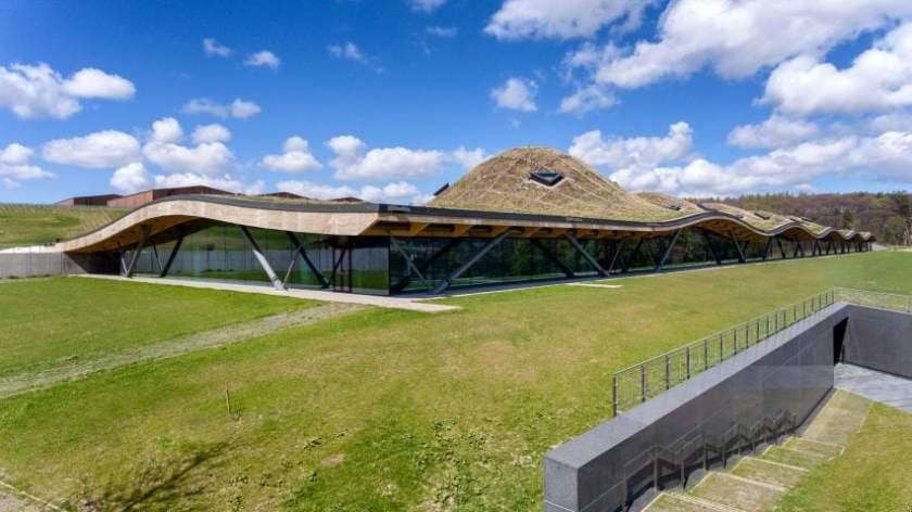 Stirling Prize 2019 shortlist: Macallan Distillery by Rogers Stirk Harbour + Partners