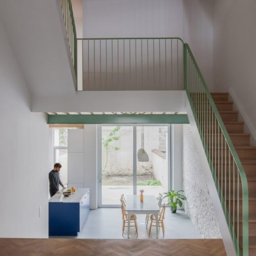 Renier Chalon by Mamout and AUXAU Atelier
