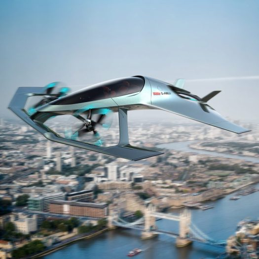 Aston Martin takes to the skies with its first aircraft concept