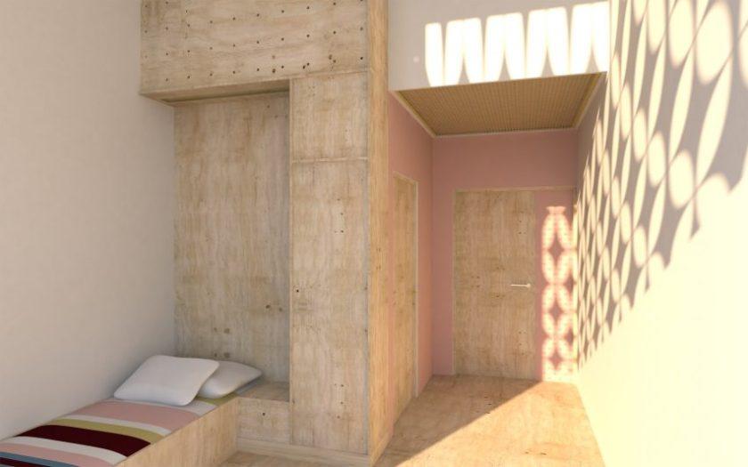 Nuuk psychiatric clinic by White Architekter