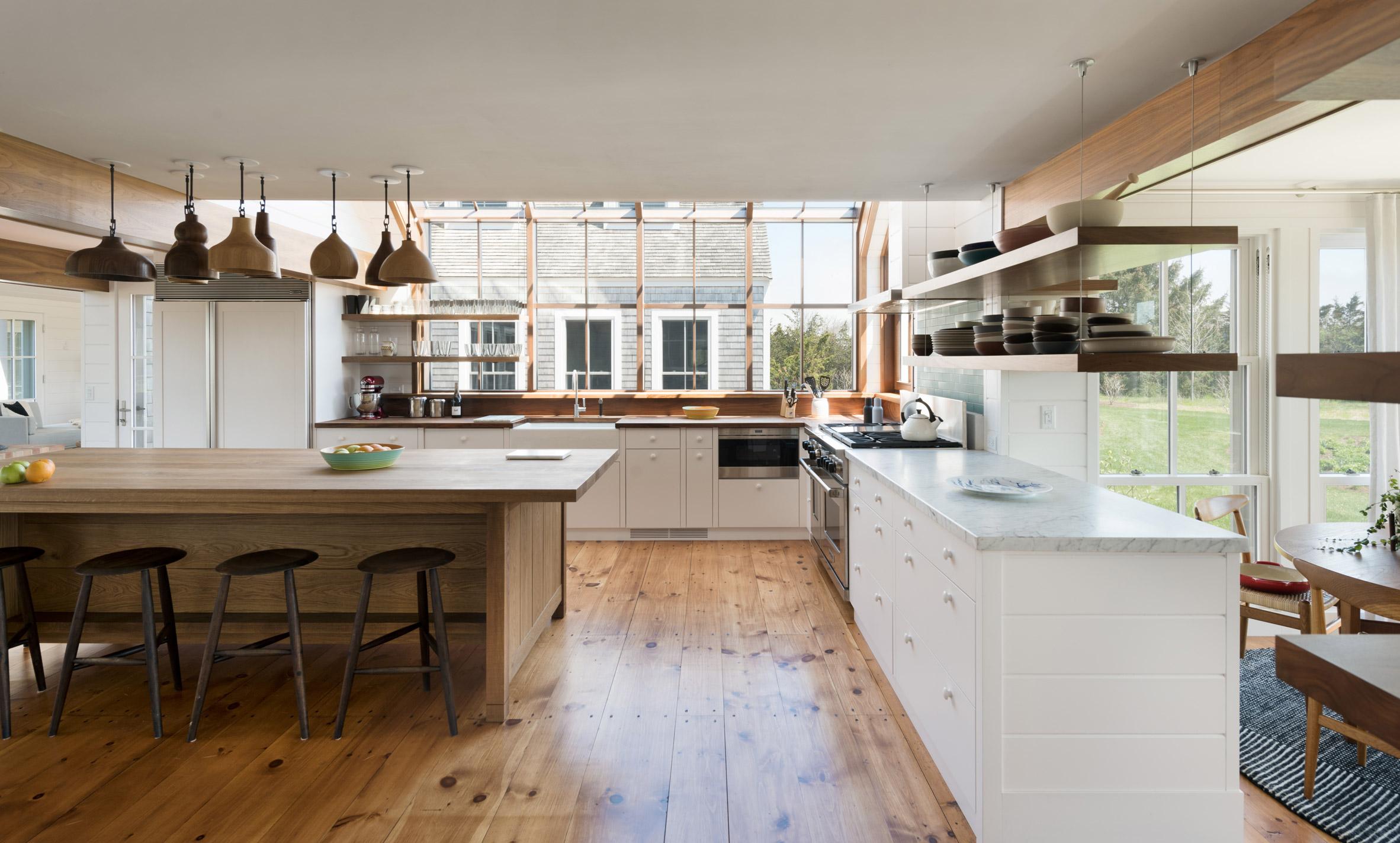 Cove House by Maryann Thompson Architects