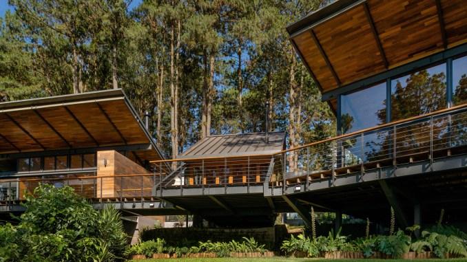 La Cabañita by Paz Arquitectura