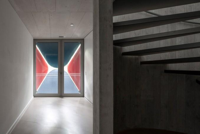 Ballet Mecanique by Manuel Herz Architects