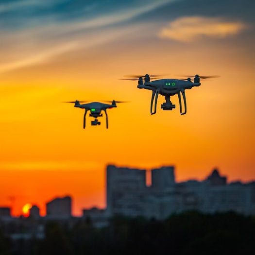 Drones reportedly used in assassination attempt
