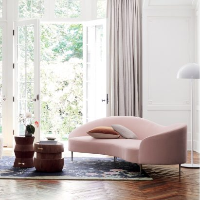Furniture design and contemporary chairs   Dezeen magazine Gwyneth Paltrow s Goop brand launches first home collection with CB2