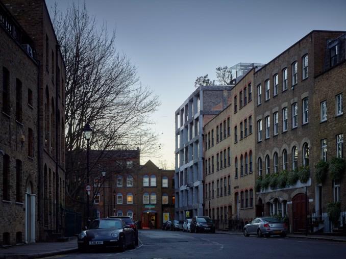 15 Clerkenwell Close by Amin Taha + Groupwork