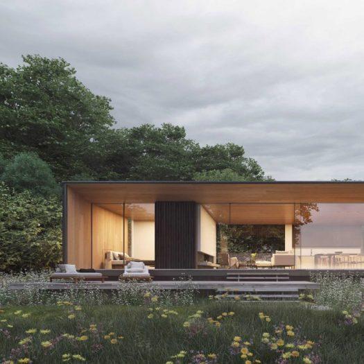 Island Retreat by Ström Architects