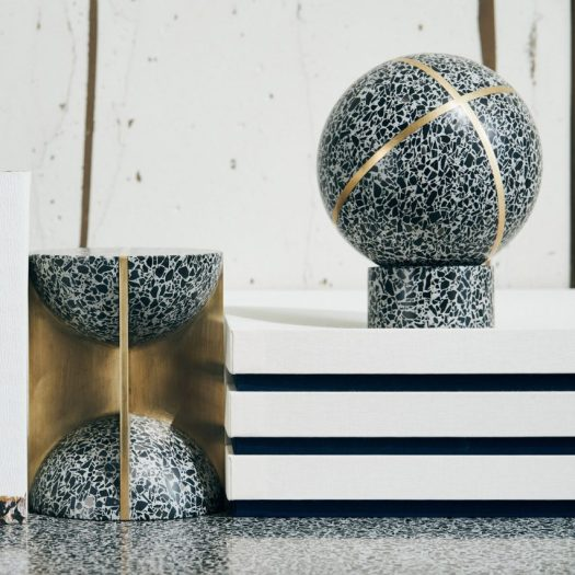 "Joyce Wang Studio creates Flint collection using ""humble"" terrazzo"