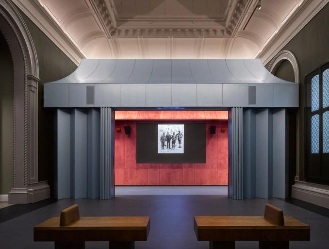 V&A Photography Centre by David Kohn Architects. Photograph by Will Pryce