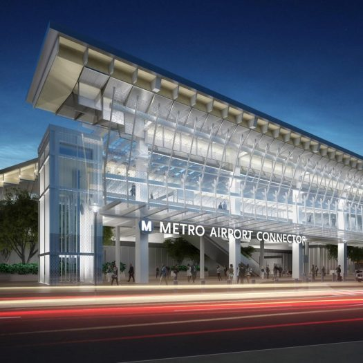 LAX AMC by Grimshaw Architects