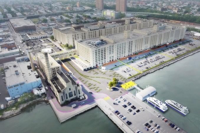 Brooklyn Army Terminal by WXY architecture + urban design