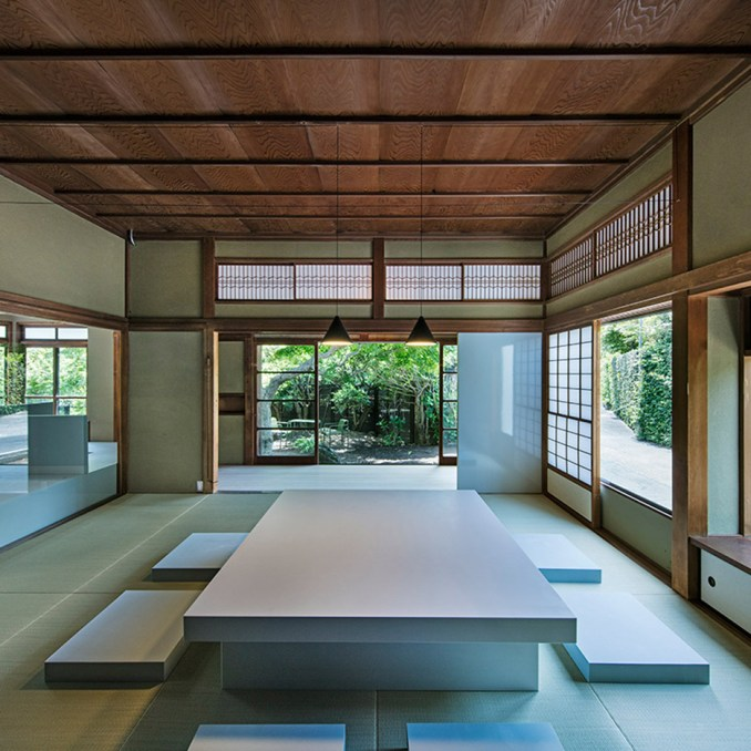Top 10 office interiors: Hojo Sanci, Japan, by Schemata Architects